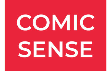 Logo Design – Comic Sense