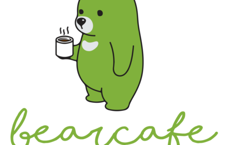 Logo Design – Bear cafe