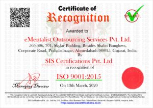 Recognition Certificate 02